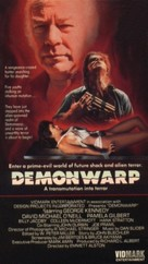 Demonwarp - VHS movie cover (xs thumbnail)