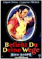 All Mine to Give - German Movie Poster (xs thumbnail)