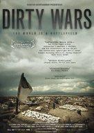 Dirty Wars - Swedish Movie Poster (xs thumbnail)