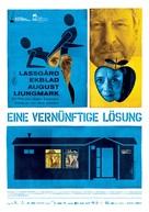 Det enda rationella - German Movie Poster (xs thumbnail)