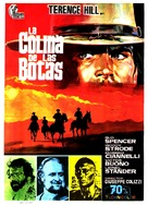 La collina degli stivali - Spanish Movie Poster (xs thumbnail)
