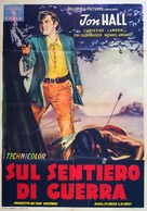 Brave Warrior - Italian Movie Poster (xs thumbnail)