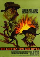 The Good Guys and the Bad Guys - German Movie Poster (xs thumbnail)