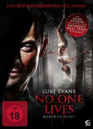 No One Lives - German DVD movie cover (xs thumbnail)