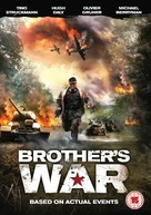 Brother's War - British DVD cover (xs thumbnail)