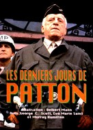 The Last Days of Patton - French Movie Cover (xs thumbnail)