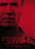 Blood Work - German Movie Poster (xs thumbnail)