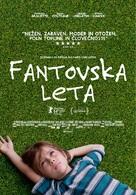 Boyhood - Slovenian Movie Poster (xs thumbnail)