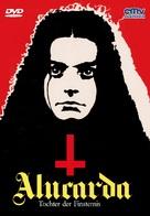 Alucarda, la hija de las tinieblas - German DVD movie cover (xs thumbnail)