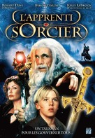 The Sorcerer's Apprentice - French DVD cover (xs thumbnail)