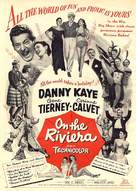 On the Riviera - Movie Poster (xs thumbnail)