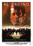 Cruising - French Movie Poster (xs thumbnail)