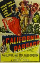 California Passage - Movie Poster (xs thumbnail)