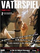 Das Vaterspiel - French Movie Poster (xs thumbnail)