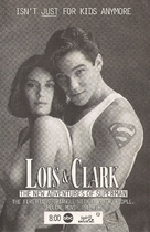 """Lois & Clark: The New Adventures of Superman"" - Movie Poster (xs thumbnail)"