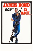 On Her Majesty's Secret Service - British Movie Poster (xs thumbnail)