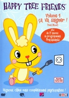 """""""Happy Tree Friends"""" - French DVD movie cover (xs thumbnail)"""