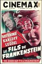 Son of Frankenstein - Belgian Movie Poster (xs thumbnail)