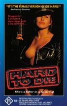 Hard to Die - Australian Movie Cover (xs thumbnail)