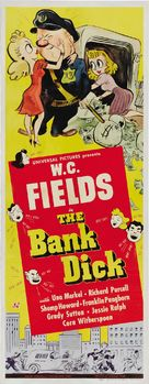The Bank Dick - Movie Poster (xs thumbnail)