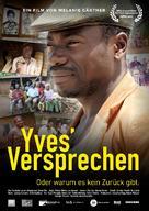 Yves' Promise - German Movie Poster (xs thumbnail)