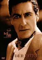 The Godfather: Part II - German DVD cover (xs thumbnail)