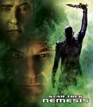 Star Trek: Nemesis - Blu-Ray cover (xs thumbnail)