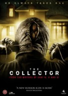 The Collector - Danish Movie Cover (xs thumbnail)