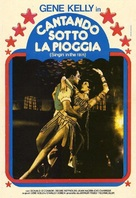 Singin' in the Rain - Italian Movie Poster (xs thumbnail)