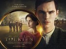 Tolkien - British Movie Poster (xs thumbnail)