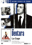 La cage - French Movie Cover (xs thumbnail)
