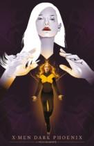Dark Phoenix - Chilean Movie Poster (xs thumbnail)