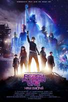 Ready Player One - Czech Movie Poster (xs thumbnail)
