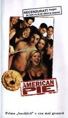 American Pie - Romanian Movie Cover (xs thumbnail)