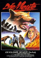 The Pack - German Movie Poster (xs thumbnail)