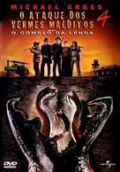 Tremors 4 - Brazilian Movie Cover (xs thumbnail)