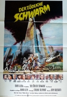 The Swarm - German Movie Poster (xs thumbnail)