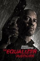 The Equalizer - Canadian Movie Cover (xs thumbnail)