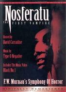 Nosferatu, eine Symphonie des Grauens - DVD cover (xs thumbnail)