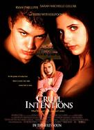 Cruel Intentions - Movie Poster (xs thumbnail)