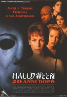 Halloween H20: 20 Years Later - Italian Movie Poster (xs thumbnail)
