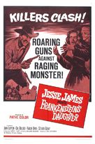 Jesse James Meets Frankenstein's Daughter - Movie Poster (xs thumbnail)
