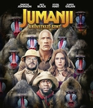 Jumanji: The Next Level - Hungarian Movie Cover (xs thumbnail)