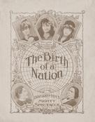 The Birth of a Nation - British poster (xs thumbnail)