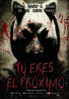 You're Next - Argentinian Movie Poster (xs thumbnail)