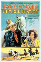 Outlaw Justice - Movie Poster (xs thumbnail)
