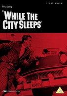 While the City Sleeps - British DVD cover (xs thumbnail)