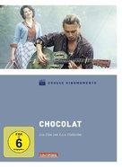 Chocolat - German Movie Cover (xs thumbnail)