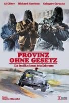 Provincia violenta - German DVD movie cover (xs thumbnail)
