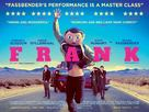 Frank - British Movie Poster (xs thumbnail)
